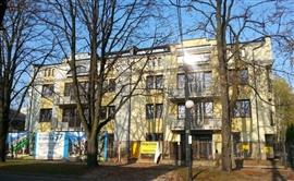 Apartamentowiec ul. Rybnicka  57/59