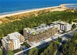 Apart Hotel Gwiazda Morza - etap I i II