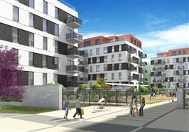 Apartamentowce Osiedle Fi