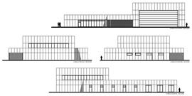 Hangar z zapleczem na lotnisku Dęblin