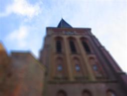 Kościół w parafii pw. Chrystusa Króla