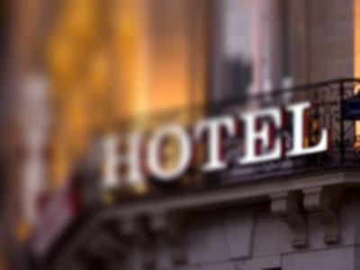 Hotel w Tleniu
