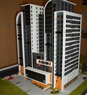 Apartamentowiec River Tower
