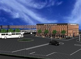 Dworzec multimodalny Sanok