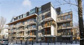 Apartamentowiec Walewska Residence