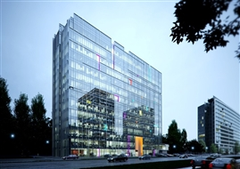 Budynek biurowy CIRRUS (Equator IV)