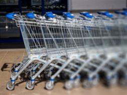 Supermarket Lidl w Łęcznej