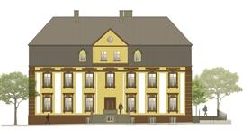 Pałac w Suchej Górnej
