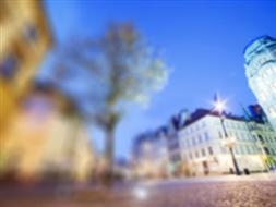 Plac Rynku i Kanał Kopernika we Fromborku
