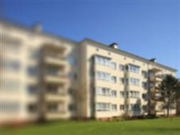 Budynki mieszkalne przy Popiełuszki