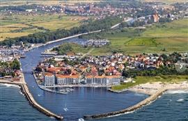 Marina Royale Darłowo, Palazz'eau - I etap