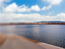Zbiornik wodny w dolinie rzeki Wieprz i Świnka