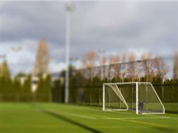 Boiska na terenie Ośrodka Sportu i Rekreacji w Lubsku