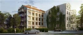 Apartamentowiec plac Kossaka