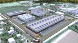 Kompleksowe centrum logistyczne Zagrody