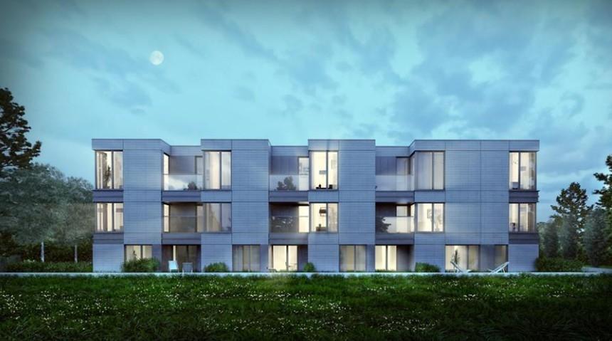 Apartamentowiec Omega