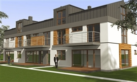 3 domy Wawer