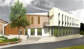 Dom Kultury Gminnego Ośrodka Kultury w Rymanowie