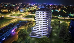 Apartamentowiec ST Tower