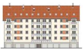 Osiedle mieszkaniowe w Bartągu