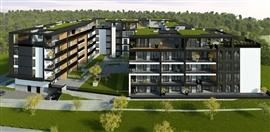 Apartamentowiec Garden Lane
