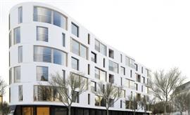 Apartamentowiec Awanport