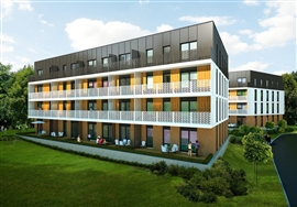 Apartamenty Prusa - I etap