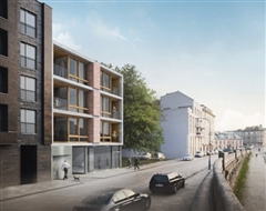 Apartamenty Nadwiślańska 7