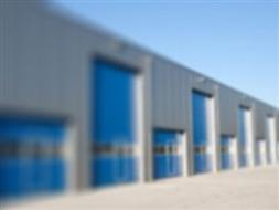 Hala magazynowa i budynek produkcyjno magazynowy Fabryka Materacy JANPOL