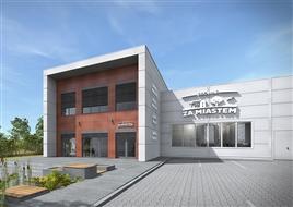 Budynek produkcyjno-magazynowy Browar Za Miastem