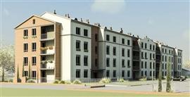 Budynek mieszkalny wielorodzinny KOSZARY 65 - I etap