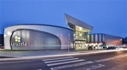 Centrum handlowe Karuzela - rozbudowa