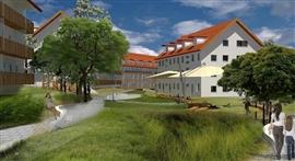 Osiedle mieszkaniowe Kormoran w Dywitach - budynek nr 3 Etap II