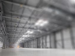 Hala produkcyjna Bernacki Industrial Services