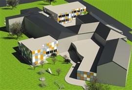 Szkoła podstawowa i przedszkole w Jaworniku