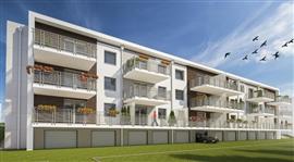 Apartamenty Zielona Przystań II etap
