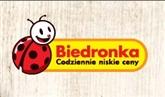 Budynek handlowy Biedronka ul. Paradna, Łódź