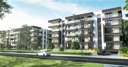 Budynki mieszkalne wielorodzinne - Apartamenty Koncertowe
