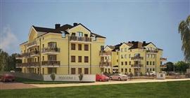 Budynek apartamentowy Sejny