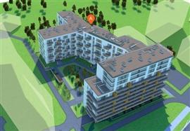 Apartamenty MOKOTÓW NAD SKARPĄ - II etap