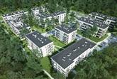 Osiedle Sosnowe Zacisze- etap IIB, budynki G8 i G9