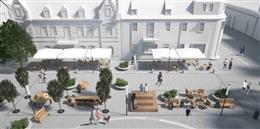 Stary Rynek w Fordonie- rewitalizacja