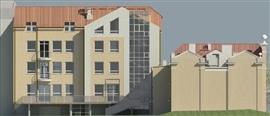 Biblioteka Publiczna Olsztyn - rozbudowa