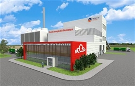 Elektrociepłownia biomasowa Eneris