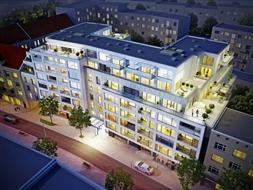 Apartamentowiec Silver House
