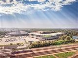 Stadion Miejski ŁKS Łódź przy al. Unii Lubelskiej