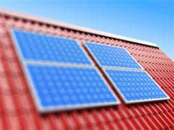Instalacji fotowoltaiczna 34,450 kWp BALBINKA