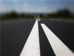 Autostrada A2 odcinek od km 272+000 do km 282+300