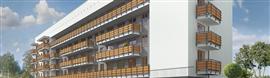 Budynek mieszkalny wielorodzinny, ul. Kraszewskiego, Kleosin