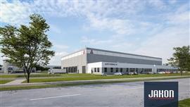 Budynek produkcyjny JOST CHEMICAL POLAND